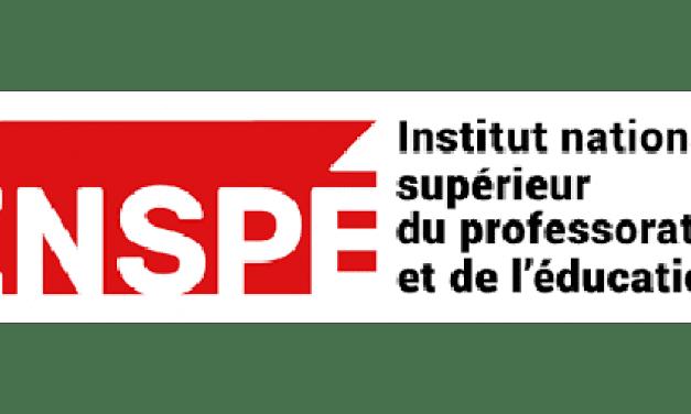 L'annuaire des INSPÉ (Instituts Nationaux Supérieurs du Professorat et de l'Éducation)