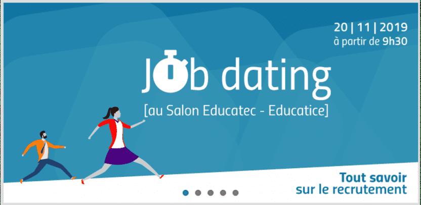 Un job dating pour devenir enseignant à l'étranger